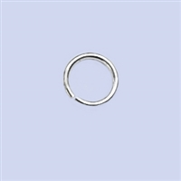 Sterling Silver Jumpring - Open 7mm