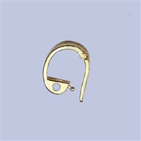 18k Gold over Sterling Silver Enhancer - Large