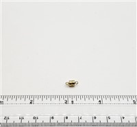 Gold Filled Magnet Clasp 4.5mm