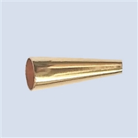 Gold Filled Cone - #3 16.5x6mm