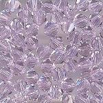 Swarovski 3mm 5301/5328 Bicone - Violet Color