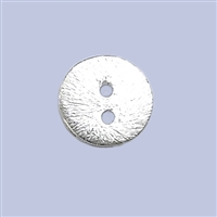 SSF Silver Button 14mm. 2 patterns available.