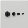 Bead - Round 6mm Black