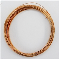 Rose Gold Filled Round Wire