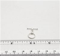 STG-31 11mm Ring. Sterling Silver