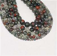 Bloodstone 4mm