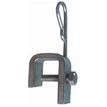 Single extension clamp