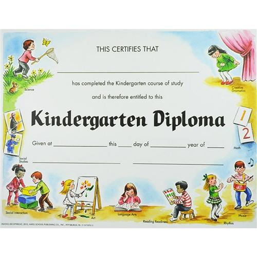 kindergarten graduation diplomas  kindergarten graduation diplomas - Commonpence.co