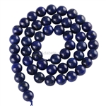 Natural Lapis Lazuli Gemstone Beads