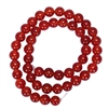 Natural Carnelian Agate Gemstone Beads