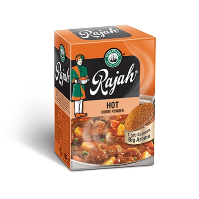 Rajah Hot Curry