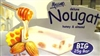 Honey & Almond Nougat