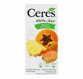 Ceres Medley Juice