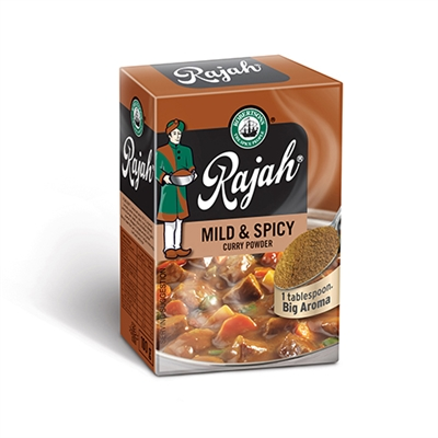 Rajah Mild & Spicy Curry