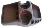 Cup Holder: Maroon 1987-92