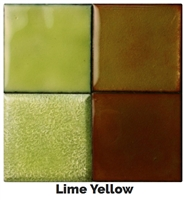 Lime Yellow Enamel (2oz)