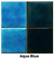 Aqua Blue Enamel (2oz)