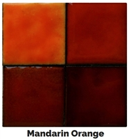 Mandarin Orange Enamel (2oz)