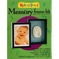 Makin's Memory Frame Kit - Child Single Frame with Double Face