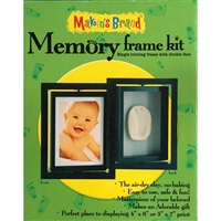 Makin's Memory Frame Kit - Child Single Turning Frame with Double Face