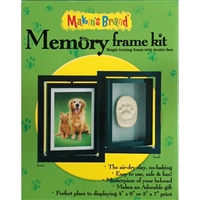 Makin's Memory Frame Kit - Pet Single Turning Frame with Double Face
