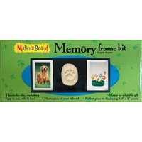 Makin's Memory Frame Kit - Pet Triple Frame