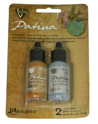 Treasured Heirloom Patina Ink