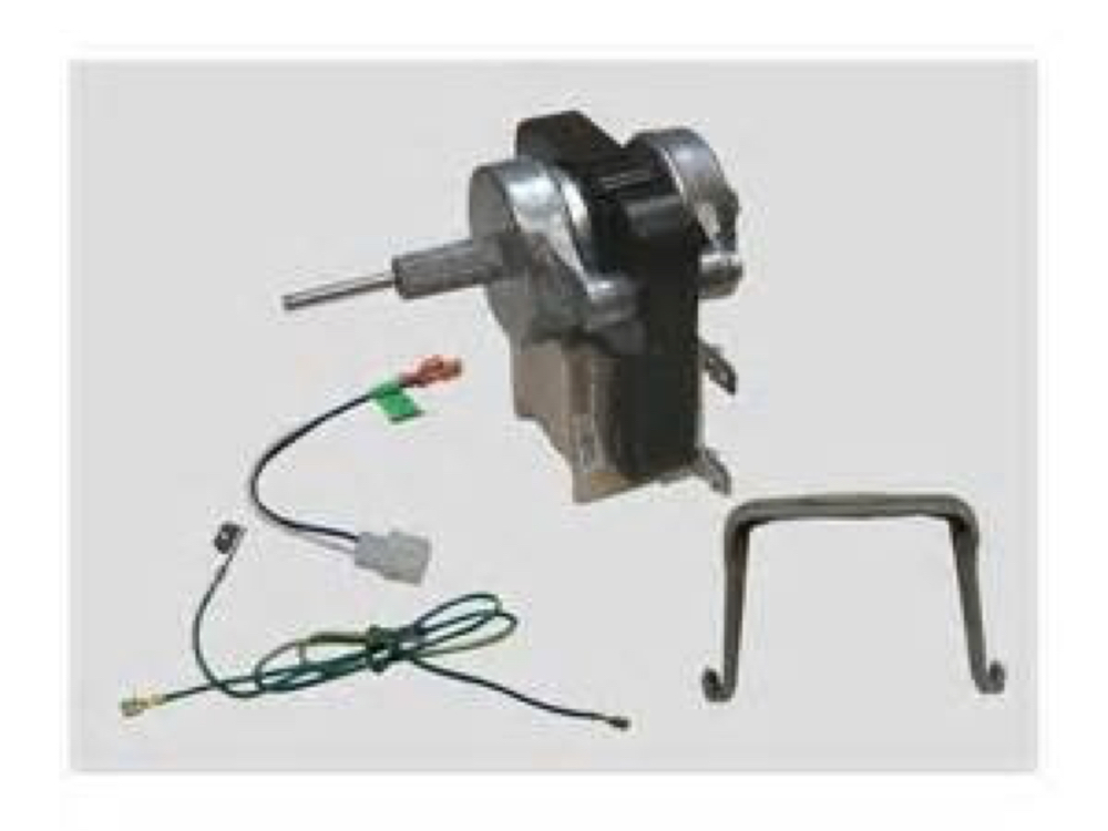12002744 wp12002744 evaporator fan motor for whirlpool for Evaporator fan motor troubleshooting