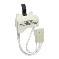 3406107, WP3406107 Door Switch for Whirlpool Dryer