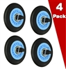 DC97-16782A: 4 Pack Drum Roller & Axle for Samsung