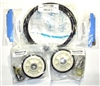 Edgewater Parts Dryer Repair Kit Y312959 (Belt), 2-306508 (Glides), 2-303373K (Rollers) Compatible With Whirlpool Dryer
