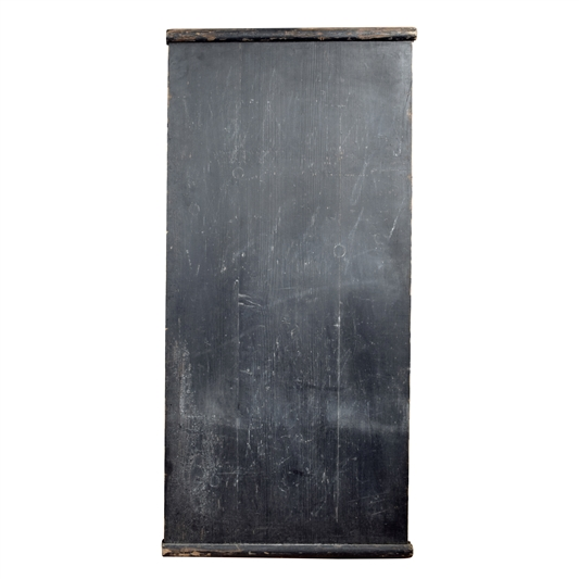 Early 20th Century Italian Chalk Board