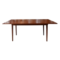 Mid-20th Century American Cherry Drop Leaf Table