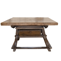 Rare Bavarian Jogl Table