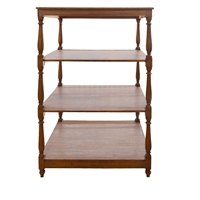 Swiss Four Tier Shelf