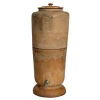 Terra Cotta Water Filter and Dispenser
