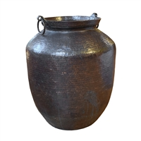 Italian Hammered Copper Vessel