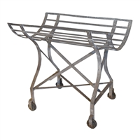French Industrial Cart