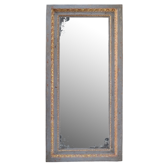 Monumental French Mirror