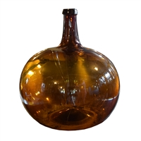 French Hand Blown Wine Vessel