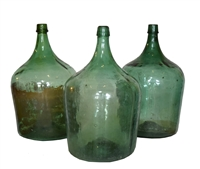 Early 20th Century Argentinian Wine Bottles