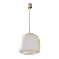 Czech Mid-Century Light Fixture