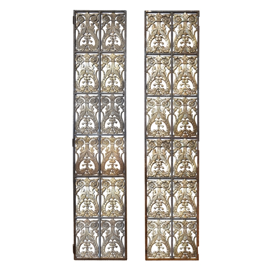 Elevator Doors from the Hyde Park Bank, 1928