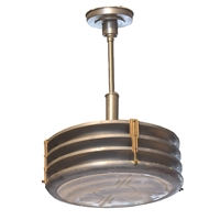 American Art Deco Light Fixture