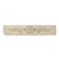 French Carved Marble Frieze