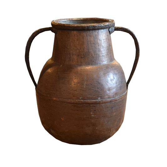 Italian Copper Vessel