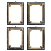 Set of Four Italian Frames