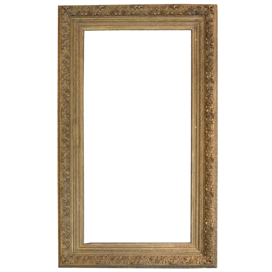 Monumental Carved Frame