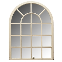 American Arch Topped Mirrored Window