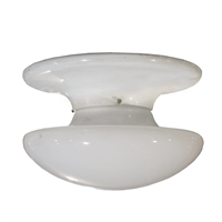 Italian Flush Mount Light Fixture